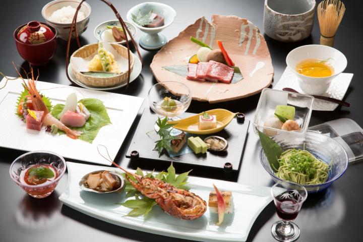 【特別室】1日10食限定 特選素材の贅沢プラン