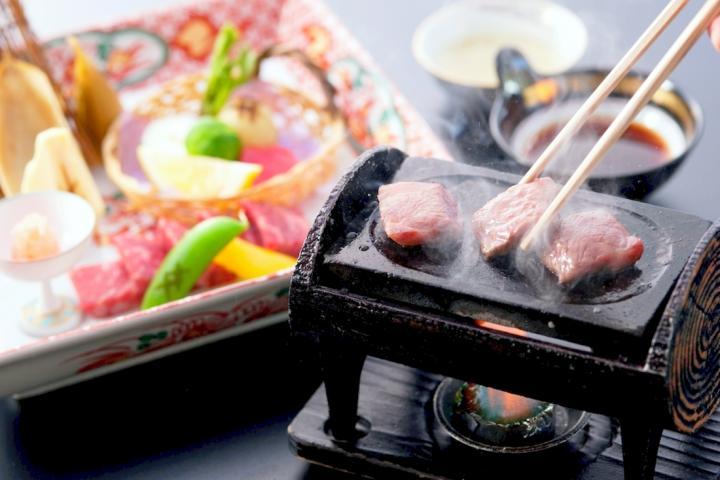 ◆1泊2食付き 通常プラン ~メイン料理:黒毛和牛~ 2020