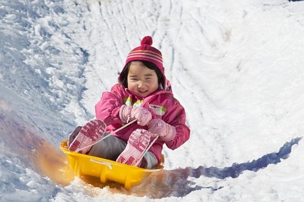 【☆雪遊び☆】富士見高原スキー場 キッズスノーランドで雪遊びプラン ~バイキング~ 2018