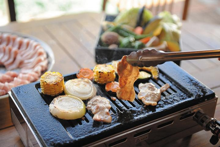 ◆1泊2食付き BBQ食べ飲み放題プラン 2020