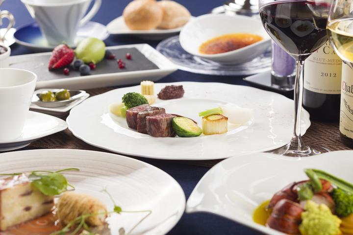 『信州プレミアムビーフ』をメインに選べる肉料理と魚料理で贅沢を愉しむ特選フレンチ 2018