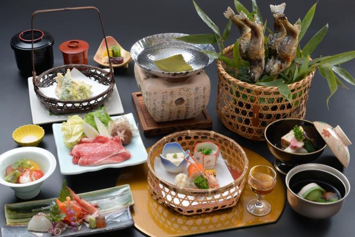 ◆1泊2食付き 通常プラン ~レストラン~ 2020