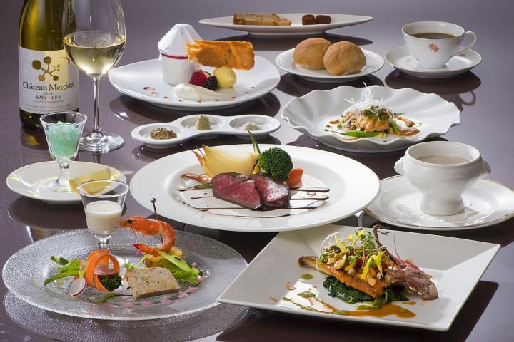 1泊2食付き グレードアッププラン ~レストラン~ 2020