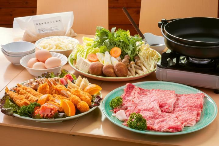 ◆【Aシーズン】 1泊2食付き グレードアッププラン ~ケータリング~ 2020