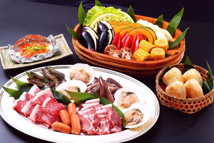 【夏季限定】☆贅沢・お肉をランクアップ『上質コース』☆夏のおすすめ♪ガーデンバーベキュープラン 2018