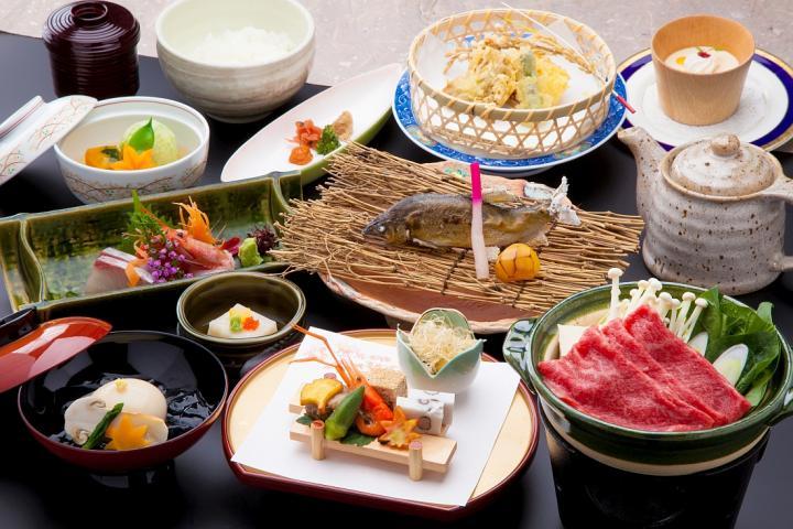 1泊2食付き 通常プラン ~1000円UPで飛騨の味覚を満喫~ 2020