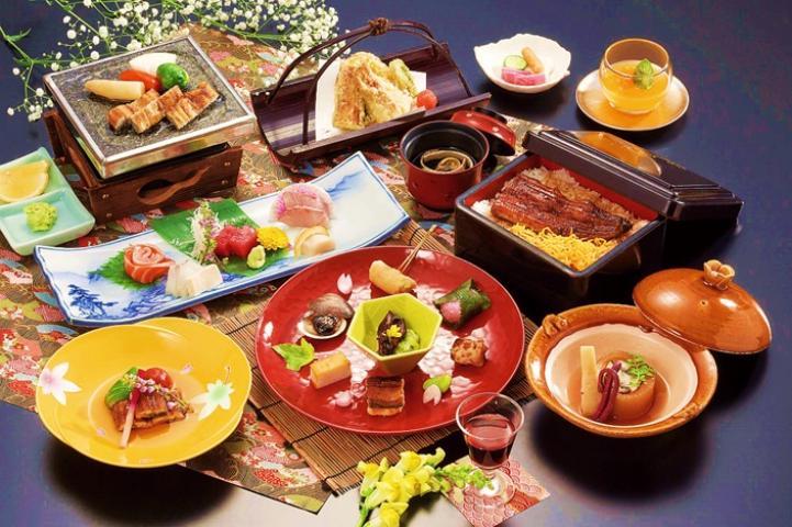 【Aシーズン】〔うなぎ御膳プラン〕リピートNo.1!「厳選鰻料理6種類」に料理長の思いをこめて 2020