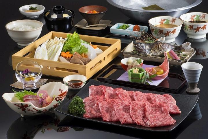 肉汁溢れる『松阪牛』と新鮮野菜を召し上がれ♪ 松阪牛しゃぶしゃぶプラン 2018