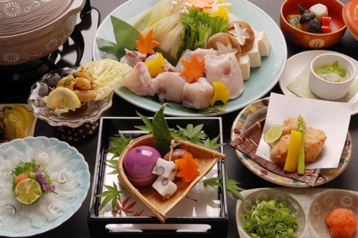 ◆*冬季限定*フグの旨味と食感を楽しめる!フグ鍋会席プラン 2020